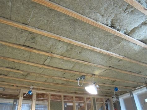 Insulate Basement Ceiling  Daves World Home