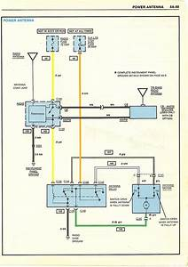 Gm Power Antenna Wiring Diagram