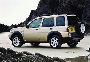 Land Rover Freelander Station Wagon Review  2003