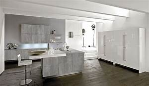 Designer Küchen Mit Kochinsel : einbauk chen hochglanz ~ Sanjose-hotels-ca.com Haus und Dekorationen
