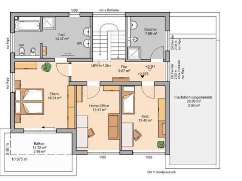 Einfamilienhäuser Grundrisse by Mustergrundriss Einfamilienhaus
