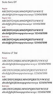 Fonts For Business Cards Primary Typeface Identity Guidelines Siu