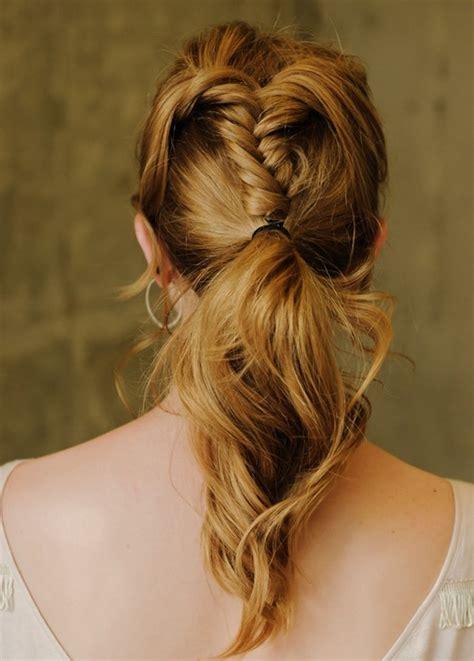 Ponytail Braid Hairstyles by Top 20 Braided Hairstyles Tutorials Pretty Designs