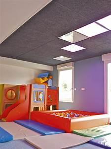 Faux Plafond Autoportant : fp placoplatre ~ Nature-et-papiers.com Idées de Décoration