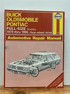 Buick  Oldsmobile  Pontiac Full