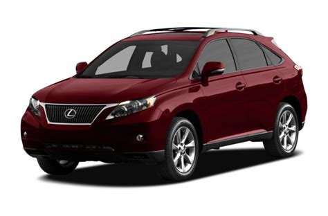2011 Lexus Rx 350 Specs, Safety Rating & Mpg