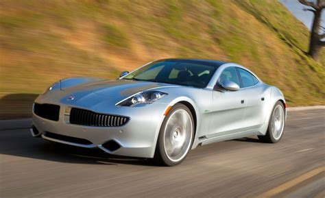2012 Fisker Karma  Review  Car And Driver