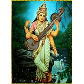 Saraswati devi Saraswati: Goddess of Knowledge & Arts Saraswati ...
