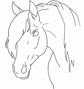 Wild Horses Coloring Pages - GetColoringPages.com