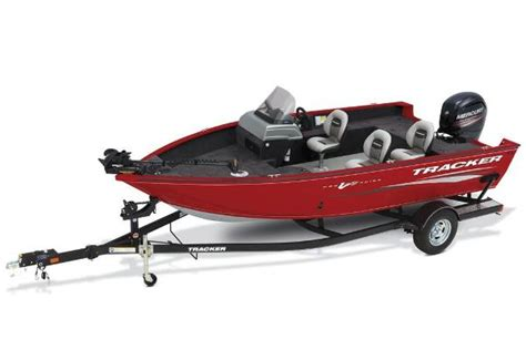 Bass Tracker Boat Construction by Tracker Pro Guide V 175 Sc Aluminum Boats New In