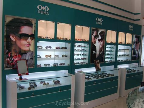 high  optical store interior design  shop fittings