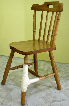 How To Remove Wooden Pegs From Furniture