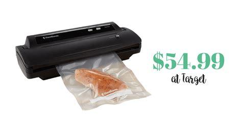 foodsaver vacuum sealer   target southern savers