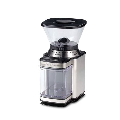 Benefits of an automatic pour over coffee maker with grinder. Cuisinart Supreme Grind™ Automatic Burr Coffee Grinder Mill (DBM-8C) - Home Coffee Solutions