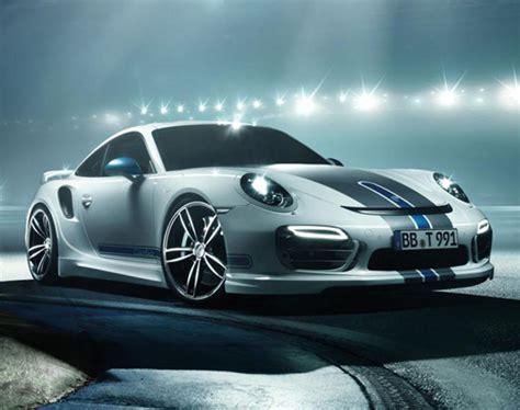 2018 Porsche 911 Turbo Tuned By Techart Freshness Mag