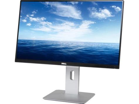 "Dell UltraSharp U2414H Black 23.8"" Widescreen LED ..."