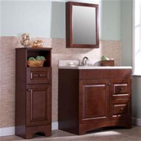 artisan 30 1 2 in w x 19 in d vanity in chestnut with