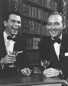 Frank Sinatra and Bing Crosby