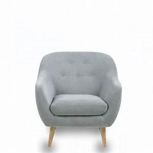 Fauteuil Scandinave Enfant : fauteuil scandinave capitonn cirrus drawer ~ Teatrodelosmanantiales.com Idées de Décoration