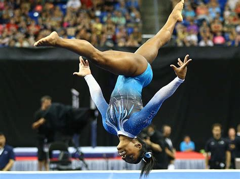 gymnast simone biles won  latest   title
