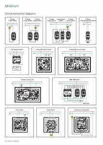 Abb Millenium Catalogue Knx System  Switch  U0026sockets   Info