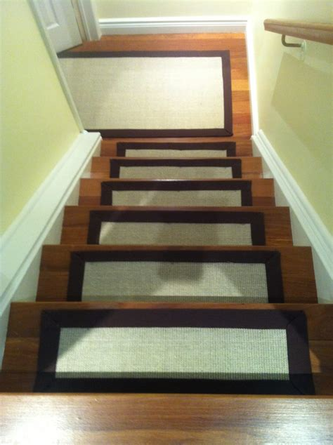 Rugs For Stairs Runners by Sisal Carpet Stair Runners For Stairs And Hallway