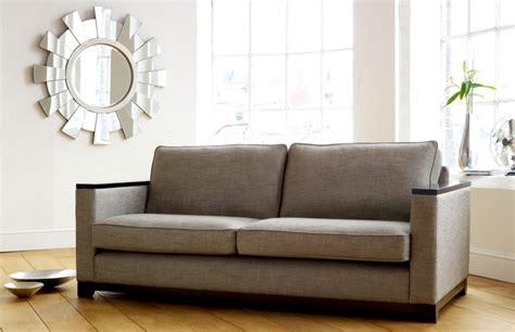 mayfair wood trim sofa fabric sofas