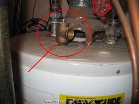 Water Heater Tpr Valve Is Not A Choice  It Is A