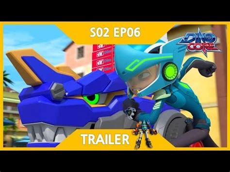 dinocore trailer car race  deliver  pizza robot