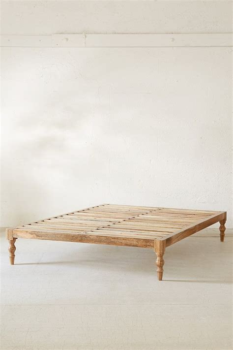 bohemian platform bed urban outfitters home boho bed