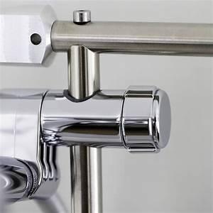 Duschvorhang Halterung Ohne Bohren : clevershower duschvorhang halterung ~ Watch28wear.com Haus und Dekorationen