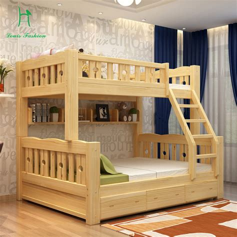 childrens bedding solid wood bunk bed children bed wooden bed and