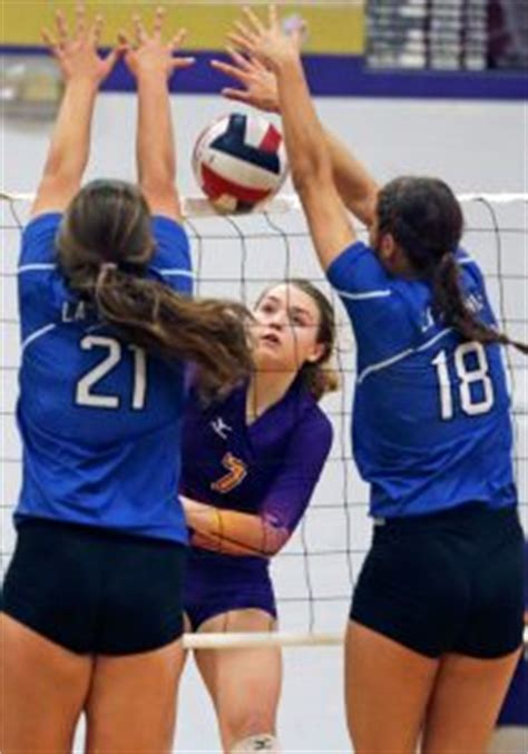 Volleyball Region Tournaments Schedule High School