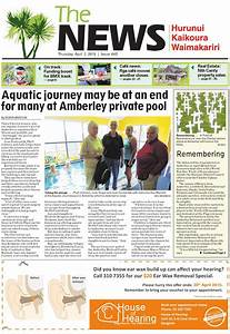 The News North Canterbury 02-04-15 by Local Newspapers - Issuu