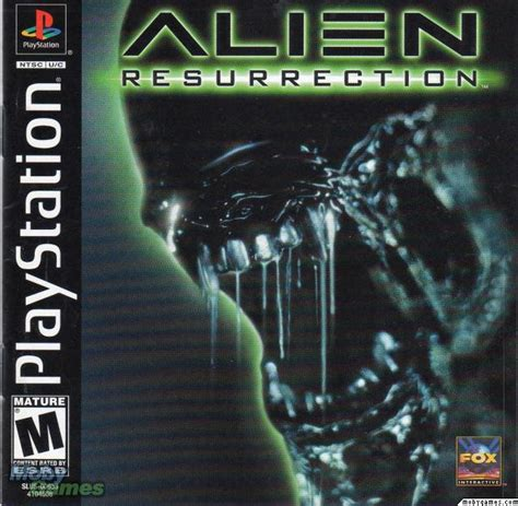 alien resurrection vikipediya