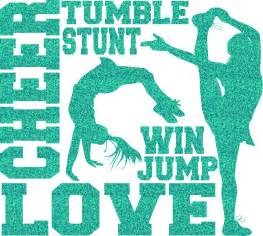Cheerleading Cheers Words