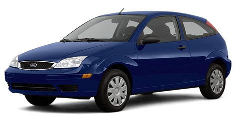 2007 Ford Focus Reviews, Images, And Specs