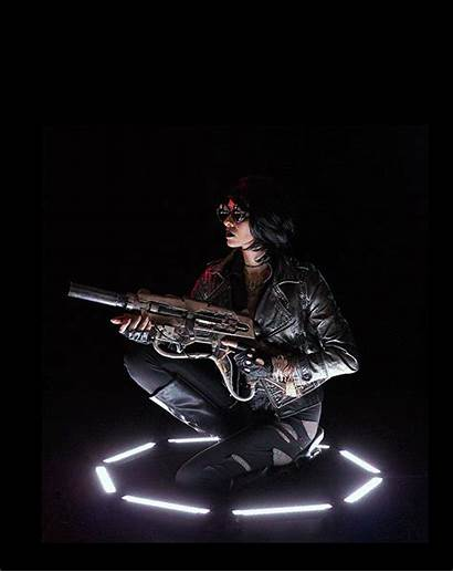 Cyberpunk Creating Artwork Five Tips Diy Mask