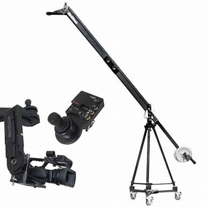Camera Crane Cpj Jib Head Remote Varizoom