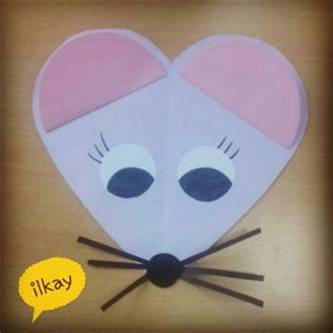 preschool mouse craft mouse craft idea for crafts and worksheets for 555