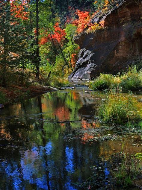 oak creek canyon scenic drive sedona arizona