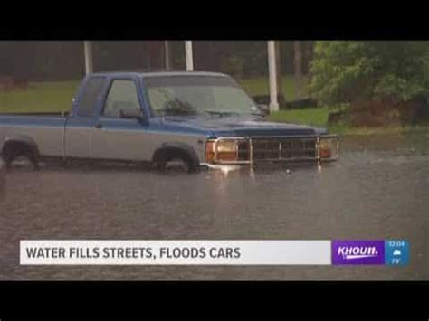 That watch goes from 6 p.m. Flash Flood Watch across most of the Houston area | InHouston