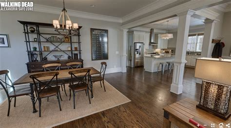 interior of homes pictures interior design and the walking dead s alexandria homes maria adams designs