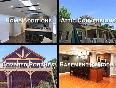 birmingham home remodeling  room additions gallery