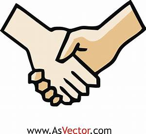 Cartoon Shake Hands - ClipArt Best