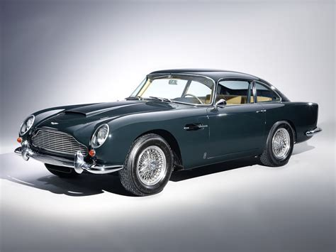 Aston Martin Db5 Vintage Hd Desktop Wallpapers 4k Hd