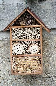 Fabriquer Un Hotel A Insecte : comment fabriquer une cabane a insectes ~ Melissatoandfro.com Idées de Décoration