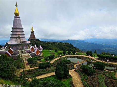 Travel in Chiang Mai: Doi Suthep and Doi Inthanon National Park ? ESL Ventures