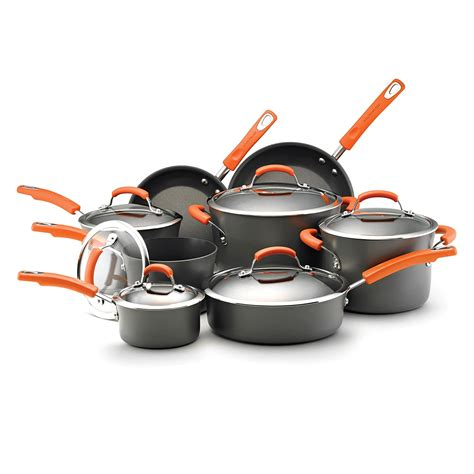 stick non cookware anodized hard vs amazon