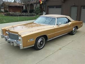 Cadillac Eldorado Cabriolet : 1976 cadillac eldorado convertible ~ Medecine-chirurgie-esthetiques.com Avis de Voitures